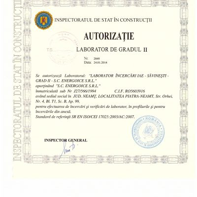 LABORATOR-GRAD-II
